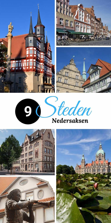 Vakantie Nedersaksen, Duitsland | 9 mooie steden in Nedersaksen, Duitsland