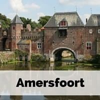 Stedentrip Nederland: Amersfoort. Mini-break in Nederland: Amstersfoort | Mooistestedentrips.nl