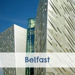 Stedentrip Belfast | Mooistestedentrips.nl