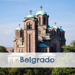 Stedentrip Belgrado | Mooistestedentrips.nl