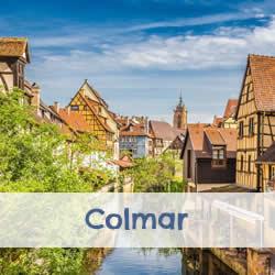 Colmar, Frankrijk | Tips voor een stedentrip Colmar, Frankrijk