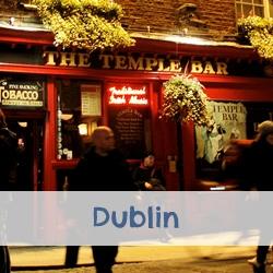 Stedentrip Dublin | Mooistestedentrips.nl