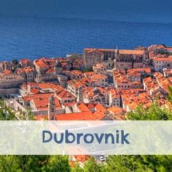 Stedentrip Dubrovnik | Mooistestedentrips.nl