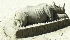 Durban, Zuid-Afrika: zandsculpturen strand Durban | Mooistestedentrips.nl