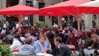 Stedentrip Keulen: terrasje pakken in Keulen | Mooistestedentrips.nl