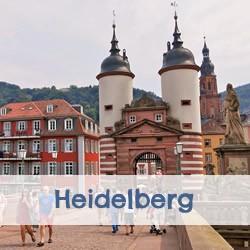 Stedentrip Heidelberg | Mooistestedentrips.nl
