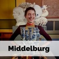Stedentrip Nederland: Middelburg. Mini-break in Nederland: Middelburg | Mooistestedentrips.nl