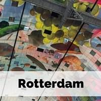 Stedentrip Nederland: Rotterdam. Mini-break in Nederland: Rotterdam | Mooistestedentrips.nl