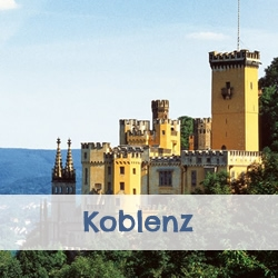 Stedentrip Koblenz | Mooistestedentrips.nl