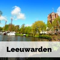 Weekendje Leeuwarden of dagje Leeuwarden? Bekijk de tips | Mooistestedentrips.nl