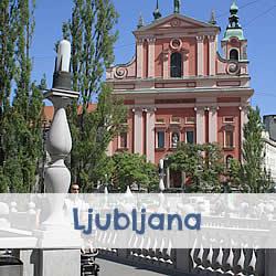 Stedentrip Ljubljana: bekijk alle tips over Ljubljana | Mooistestedentrips.nl
