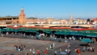 Stedentrip Marrakech: Djeeme el Fna | Mooistestedentrips.nl