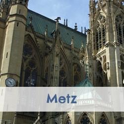 Stedentrip Metz | Mooistestedentrips.nl