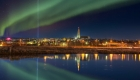Stedentrip Reykjavik: noorderlicht Reykjavik | Mooistestedentrips.nl