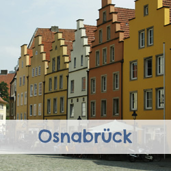 Stedentrip Osnabrück | Mooistestedentrips.nl