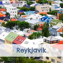 Stedentrip Reykjavik | Mooistestedentrips.nl
