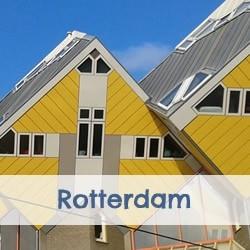 Stedentrip Rotterdam | Mooistestedentrips.nl