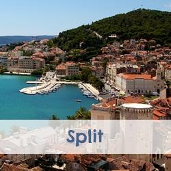 Stedentrip Split, Kroatië | Mooistestedentrips.nl