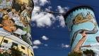 Johannesburg, Soweso: Orlando Towers | Mooistestedentrips.nl