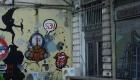 Street art in Thessaloniki, Griekenland | Mooistestedentrips.nl