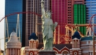 Bezienswaardigheden Las Vegas: New York, New York | Mooistestedentrips.nl