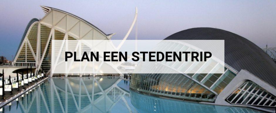 Stedentrip plannen: de leukste stedentrips | Mooistestedentrips.nl