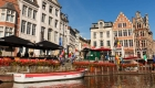 Stedentrip Gent: boottocht in Gent | Mooistestedentrips.nl