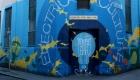 Stedentrip Dublin: street art in Temple Bar | Mooistestedentrips.nl