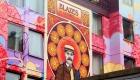 Stedentrip Dublin: Temple Bar street art | Mooistestedentrips.nl