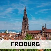 Stedentrip Duitsland, stedentrip Freiburg
