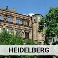 Stedentrip Duitsland, stedentrip Heidelberg | Mooistestedentrips.nl