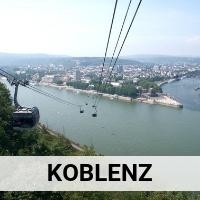 Stedentrip Duitsland, stedentrip Koblenz | Mooistestedentrips.nl