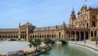 Stedentrip Sevilla, Plaza España Sevilla | Mooistestedentrips.nl