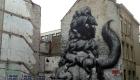 Street art in Oostende, ROA | Mooistestedentrips.nl