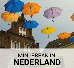 Stedentrip Nederland: de leukste mini-breaks in Nederland | Mooistestedentrips.nl