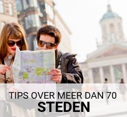 De leukste stedentrips: tips over meer dan 70 steden | Mooistestedentrips.nl