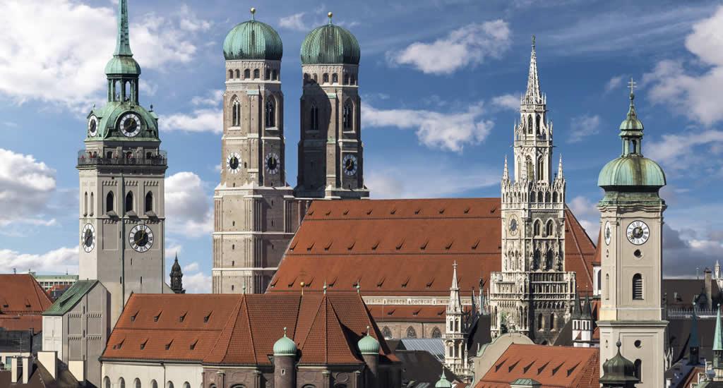 Bezienswaardigheden München, Münchener Dom (foto door Jörg Lutz) | Mooistestedentrips.nl