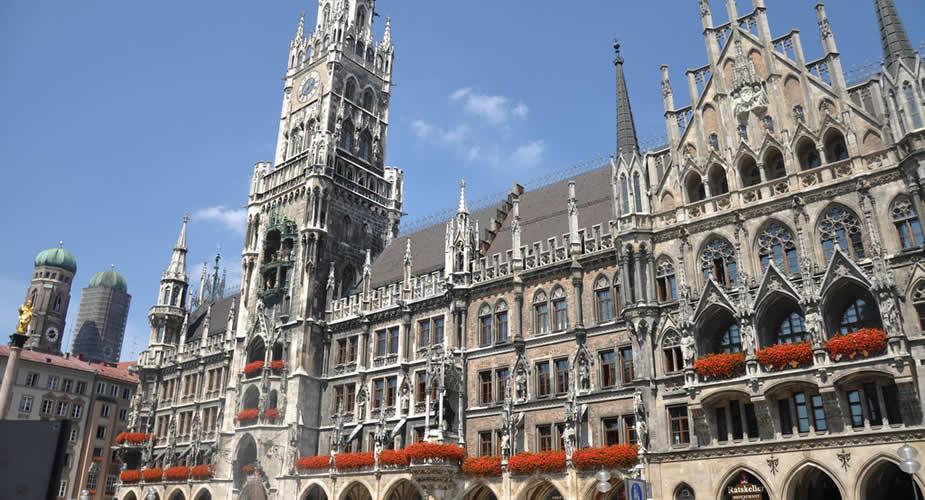 Bezienswaardigheden München, Rathaus | Mooistestedentrips.nl