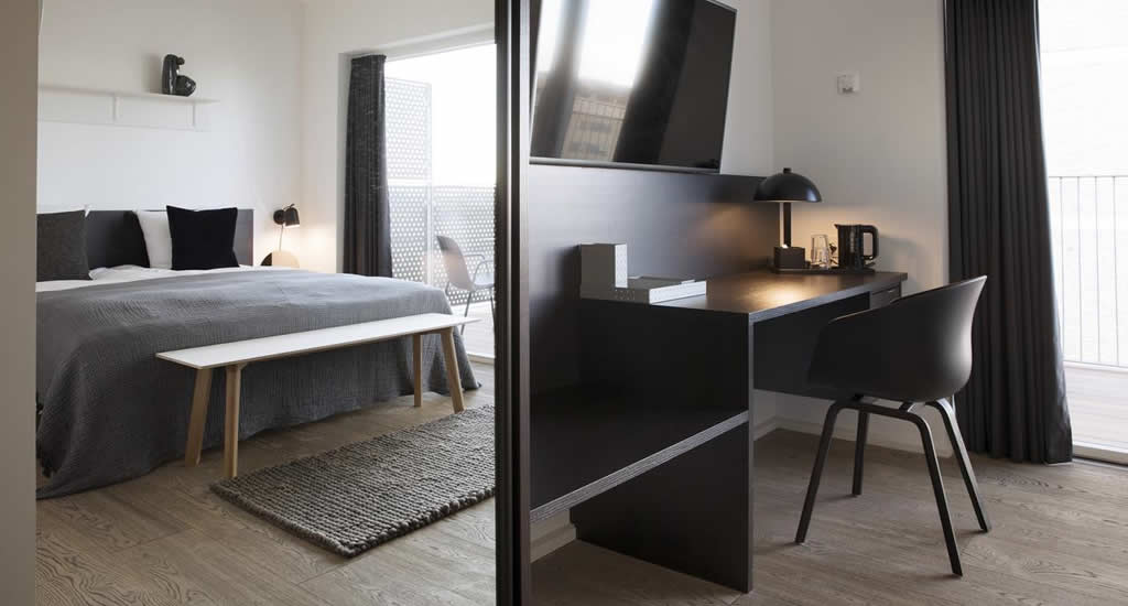 Goedkope hotels Kopenhagen, CPH Studio Hotel | Mooistestedentrips.nl