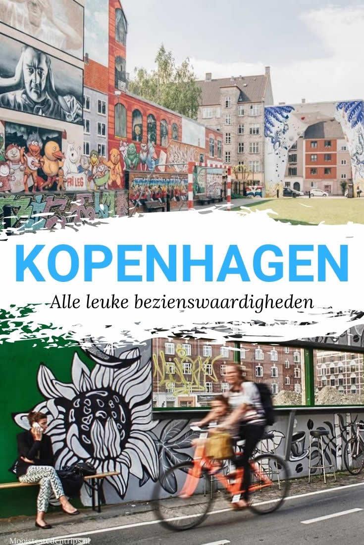 Bezienswaardigheden Kopenhagen? Wat te doen in Kopenhagen? 21 tips!
