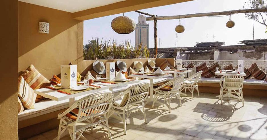 Cafés en restaurants Marrakech: Atay Café (foto met dank aan Atay Café) | Mooistestedentrips.nl