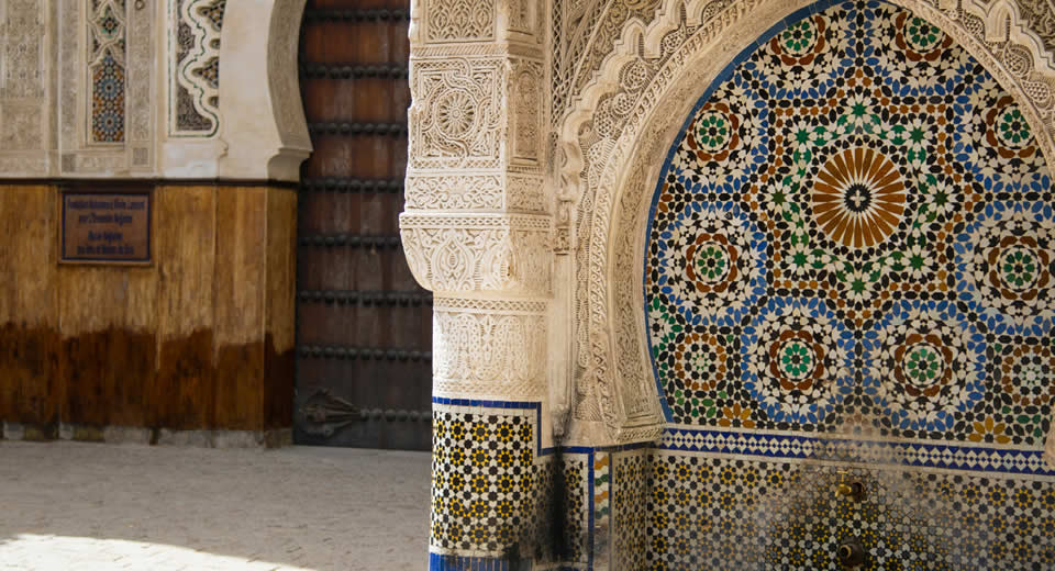 Fez Morocco: getting lost in the Fez Medina | Mooistestedentrips.nl