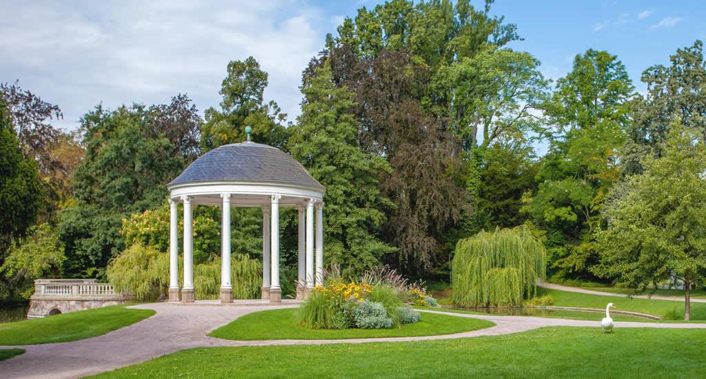 Parc de L'Orangerie | Mooistestedentrips.nl