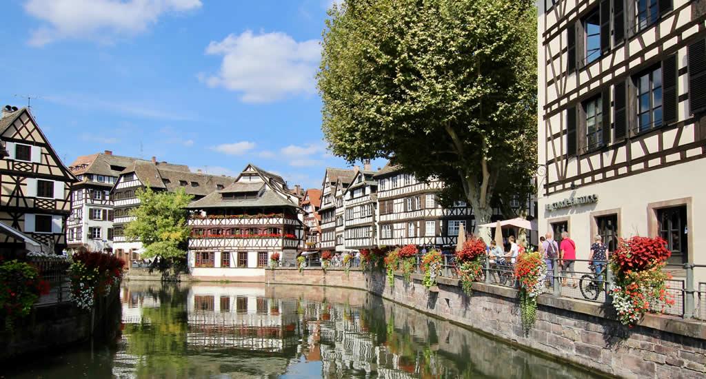 Straatsburg: Petite France   Mooistestedentrips.nl