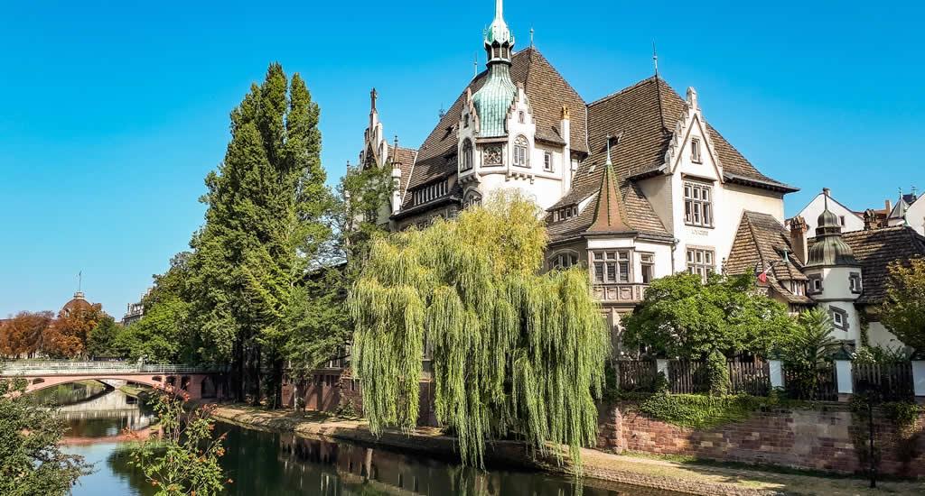 Strasbourg Quartier Impérial Allemand | Mooistestedentrips.nl