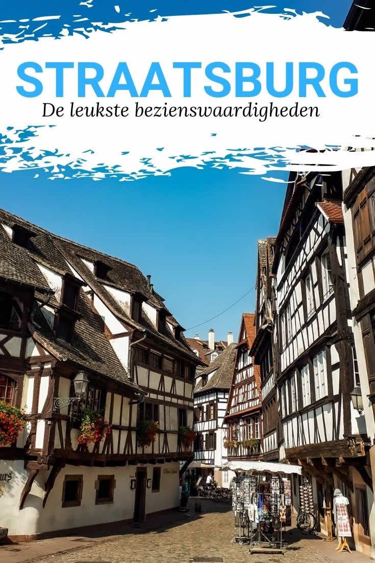 Straatsburg, Frankrijk | De leukste bezienswaardigheden in Straatsburg, Frankrijk