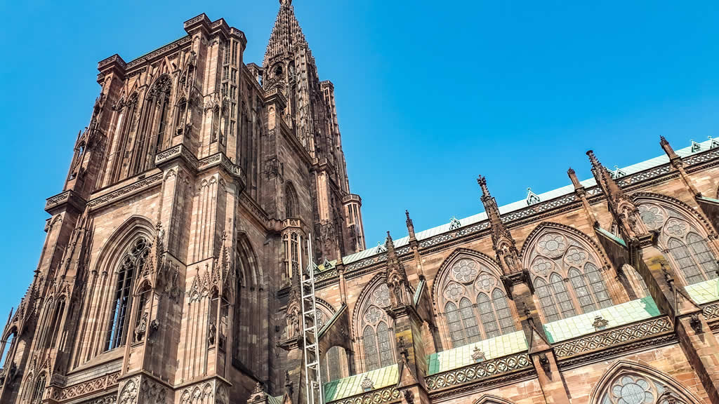 Kathedraal van Straatsburg | Mooistestedentrips.nl