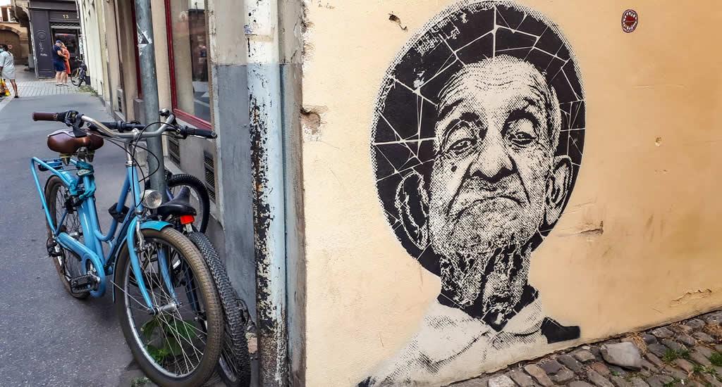 Street art in Straatsburg | Mooistestedentrips.nl