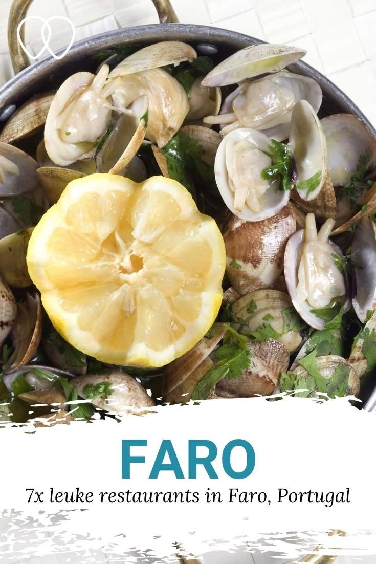 Restaurants in Faro, Portugal: bekijk de leuksre restaurants in Faro   Mooistestedentrips.nl