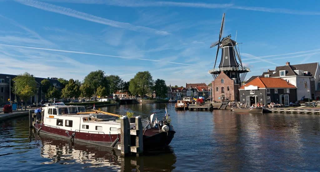 Bezienswaardigheden Haarlem: Molen De Adriaan | Mooistestedentrips.nl